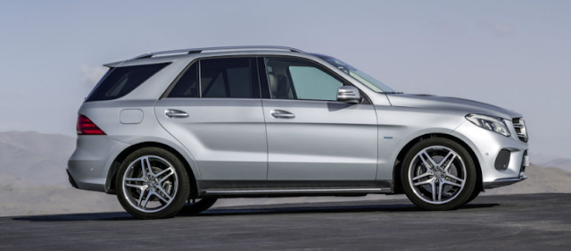 2018 Mercedes-Benz GLE-Class Goes on a Diet