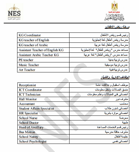 """وظائف وزارة التربية والتعليم للمعلمين والمعلمات """"جميع التخصصات"""" .. آخر موعد للتقديم على النت 25 / 7 / 2018 %25D8%25B26"""
