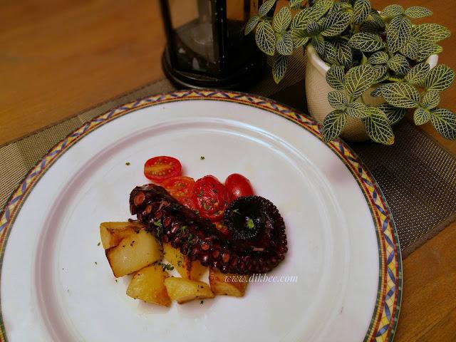Buffet Mamma Mia Brunch Hidangan Makanan Itali