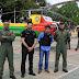 Manhã movimentada na cidade de Feijó, secretario de segurança Emilson Farias esteve na cidade