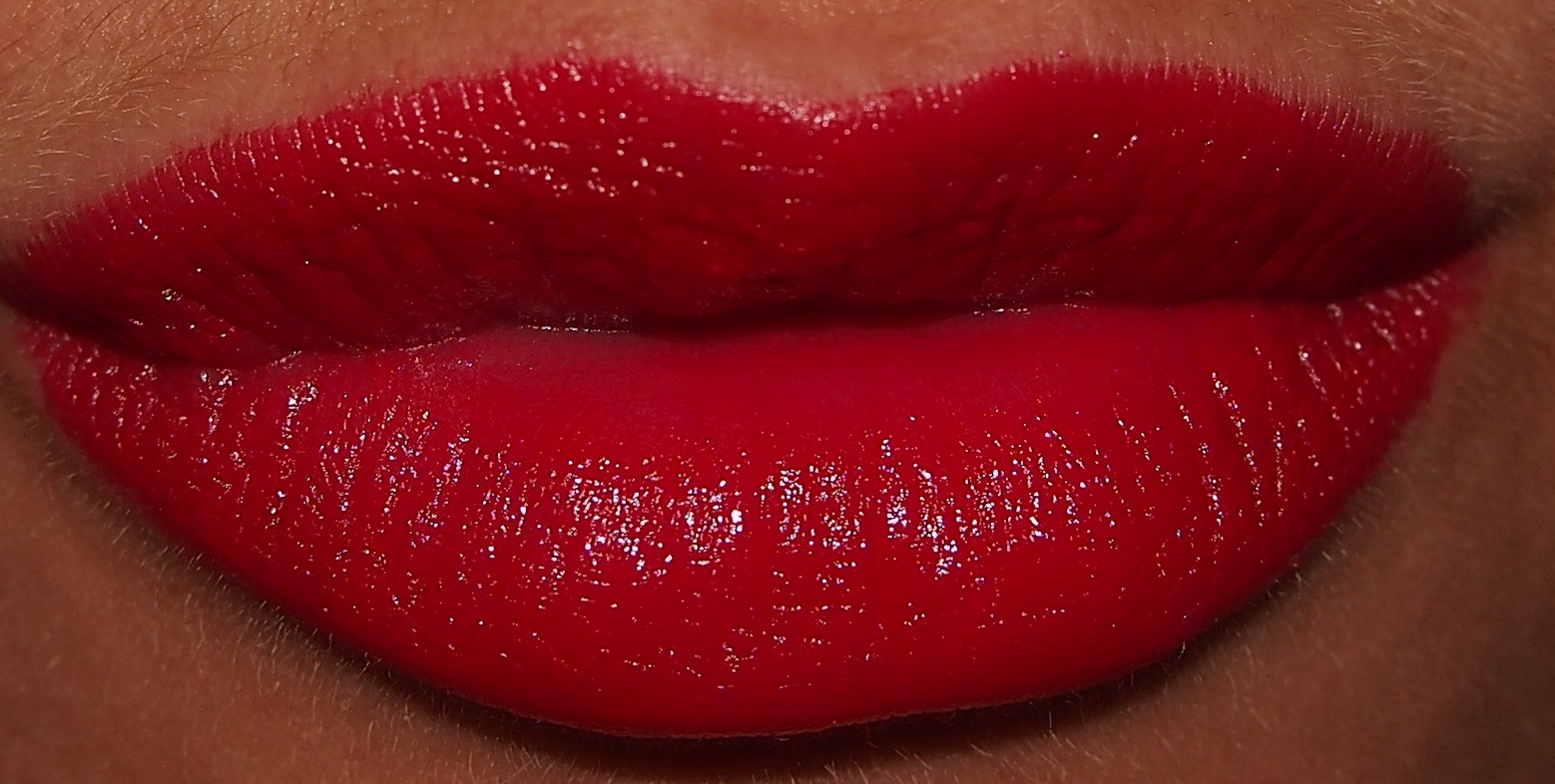 Avon Extra Lasting Lipstick Review Fiery Red And Pink Peach Btw