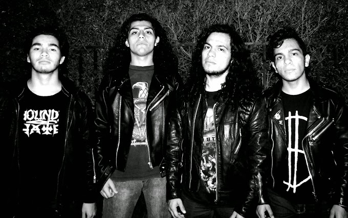 BANDAS: Houndz Of Hate / Thrash Metal / Chile