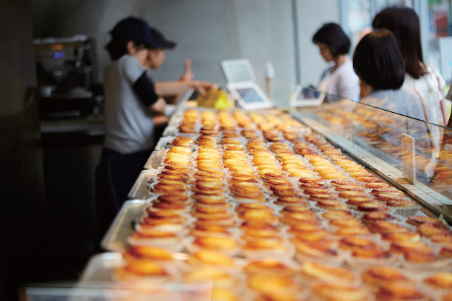 Hokkaido Bake cheese tarts review