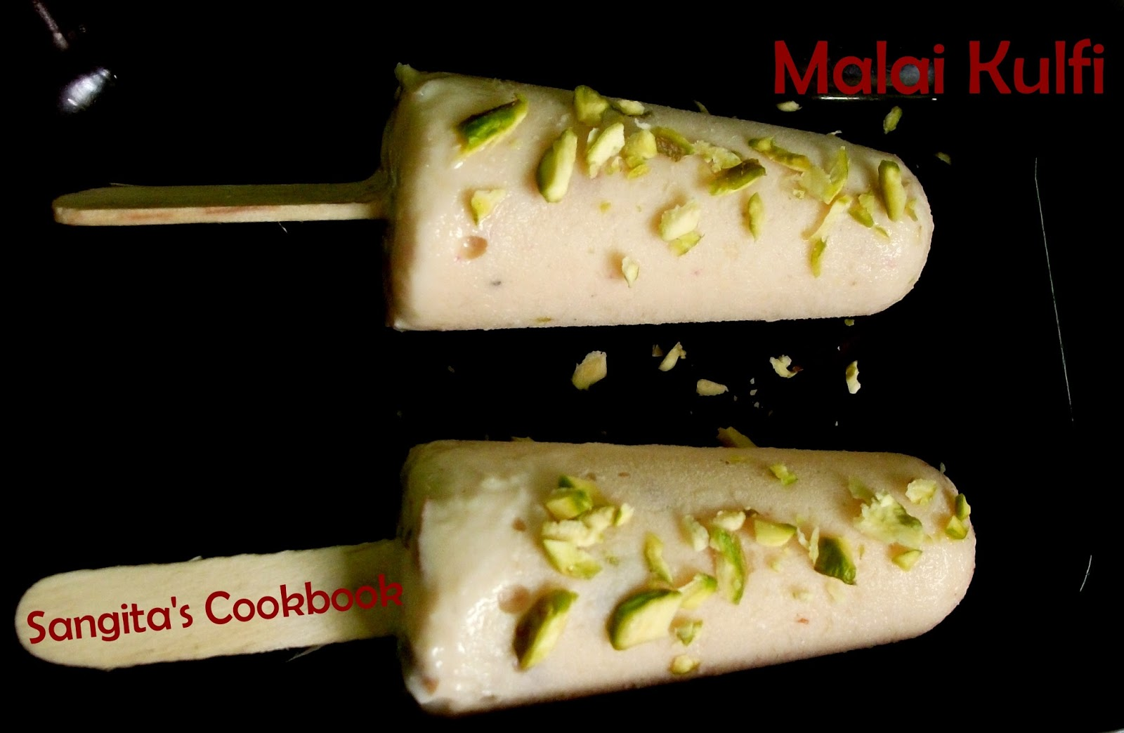 Sangitas cookbook traditional malai kulfi recipe it is popularly found at beaches in india here i will bring you the original recipe of malai kulfi in this article forumfinder Gallery
