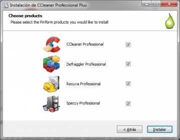 CCleaner Professional Plus 5.22.5724