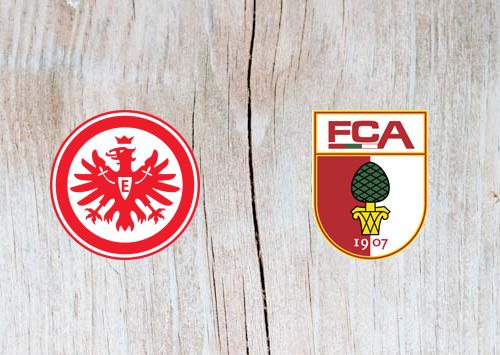 Eintracht Frankfurt vs Augsburg - Highlights 14 April 2019