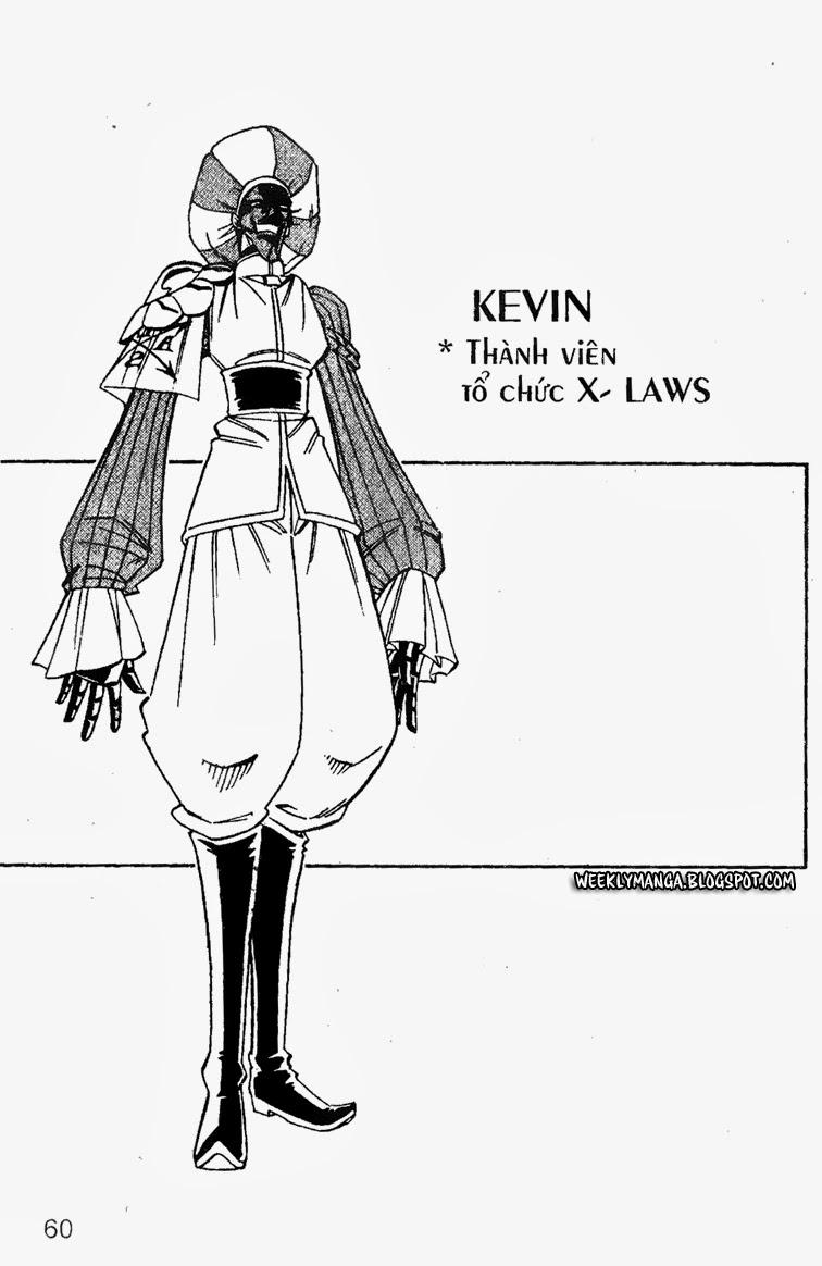 Shaman King [Vua pháp thuật] chap 138 trang 7