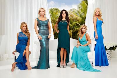 """Terceira temporada de """"The Real Housewives Miami"""" estreia dia 31 de março, às 0h15 - Divulgação"""