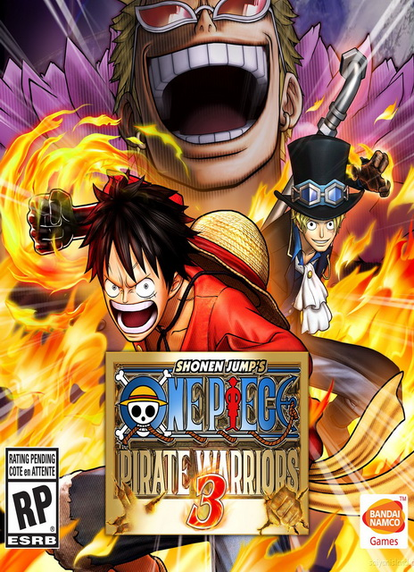 One Piece Pirate Warriors 3 PC - One Piece Pirate Warriors 3: GOLD Edition PC