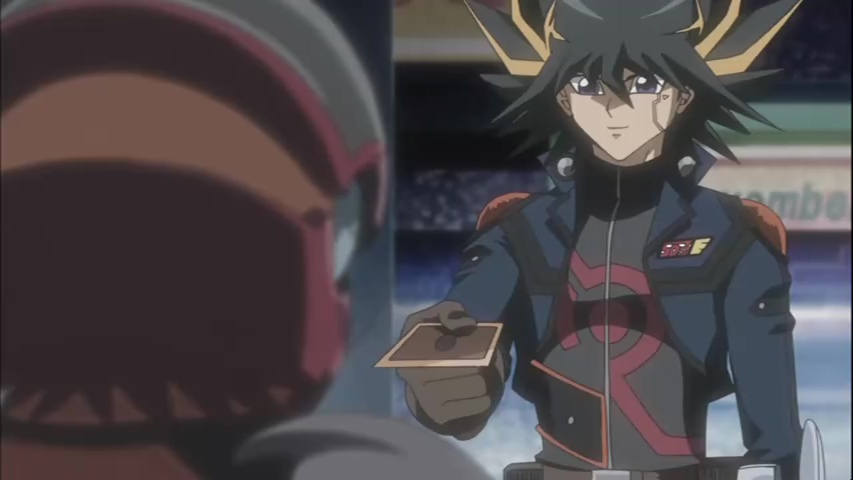 Ver Yu-Gi-Oh! 5Ds El World Riding Duel Grand Prix - Capítulo 99