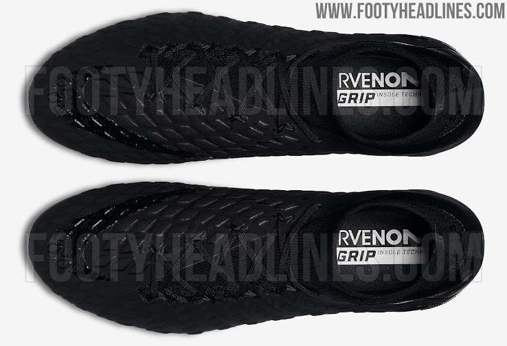 c37638181f6 Blackout Nike Hypervenom Phantom III DF Academy Pack Boots Released ...