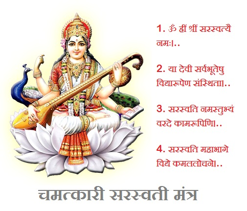 Saraswati-mantra-Sanskrit-Hindi