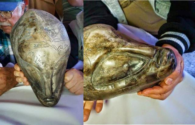 De arrepiar: Objetos astecas que foram mantidos em segredo são divulgados e chocam crentes de todo o mundo