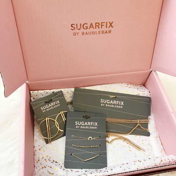 sugarfix by baublebar, spring style, style on a budget,