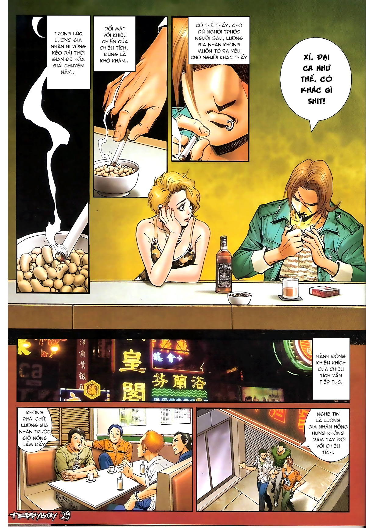 Người Trong Giang Hồ - Chapter 1333: Cao Nhân Tái Hiện - Pic 26