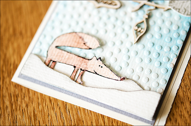 Stephanie Berger - Cardmaking - Wycinanka - Studio Forty