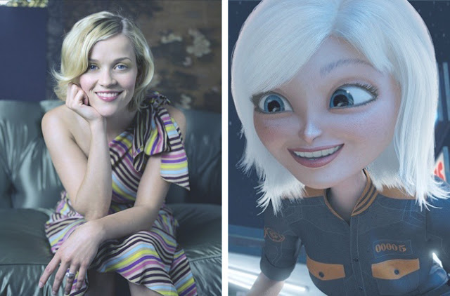 Reese Witherspoon - Susan Murphy - Monsters vs. Aliens