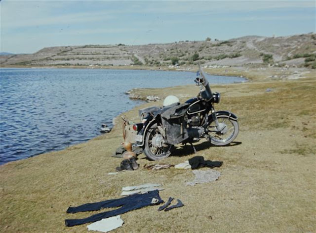Ride to Panama 50 yrs ago  | Adventure Rider