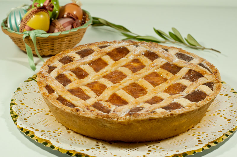"""La pastiera napoletana, ingredienti e preparazione """"home made""""direttamente dal Gran Café Gambrinus"""