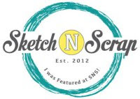 Sketch N Scrap Featured Artist
