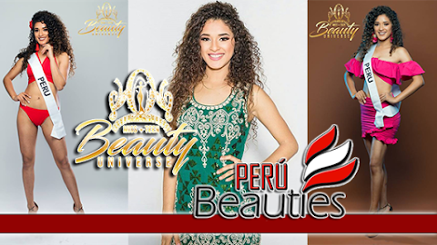 Miss Teen Beauty Universe 2018 es Perú