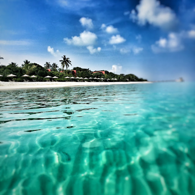 Insel Hanimaadhoo