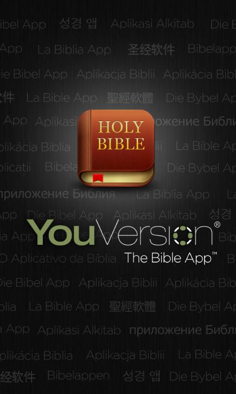 You bible app for android / troy-project tk