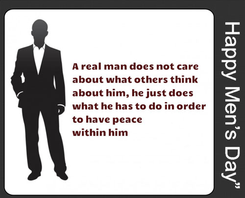 Happy International Mens Day 2018 Mens Day Wishes Quotes
