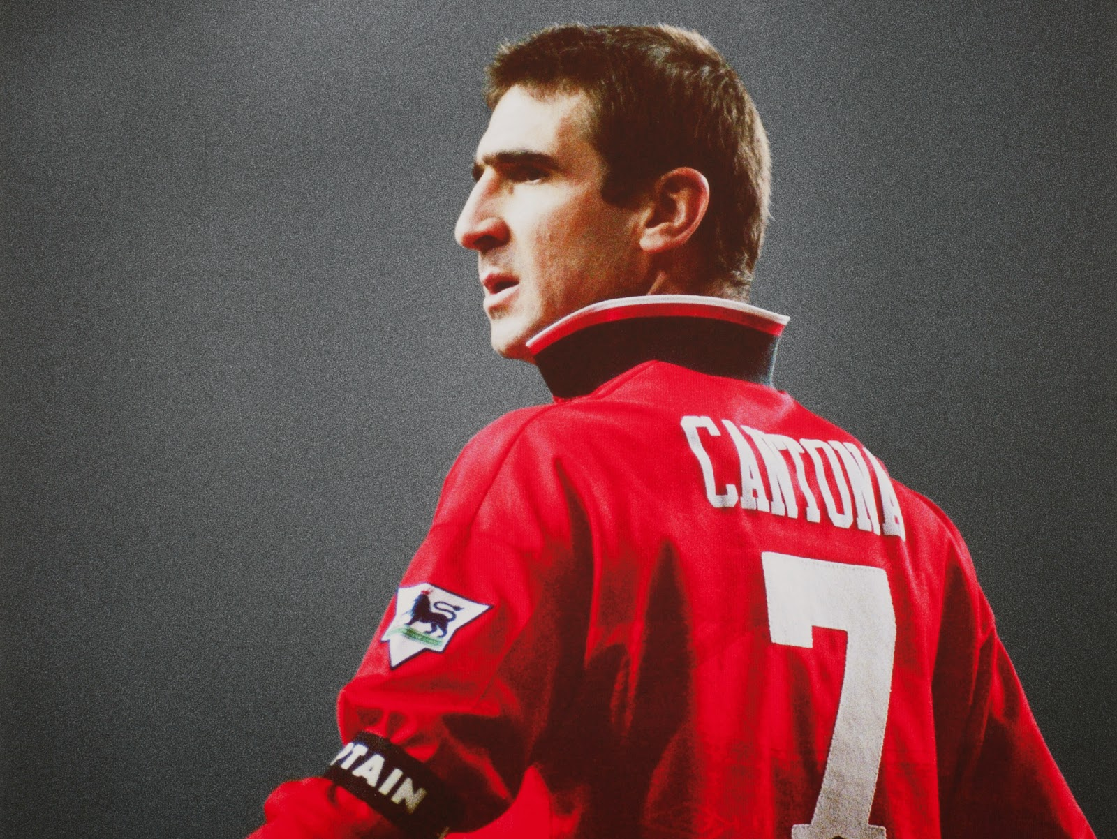 Cantona had grown up as a marseille fan. Football S Mavericks Eric Cantona Footy Fair