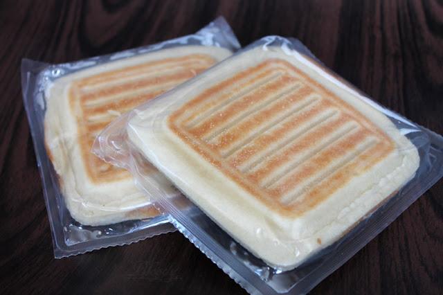 Toast it! BBQ Style von Hochland - einzeln verpackte Sandwiches