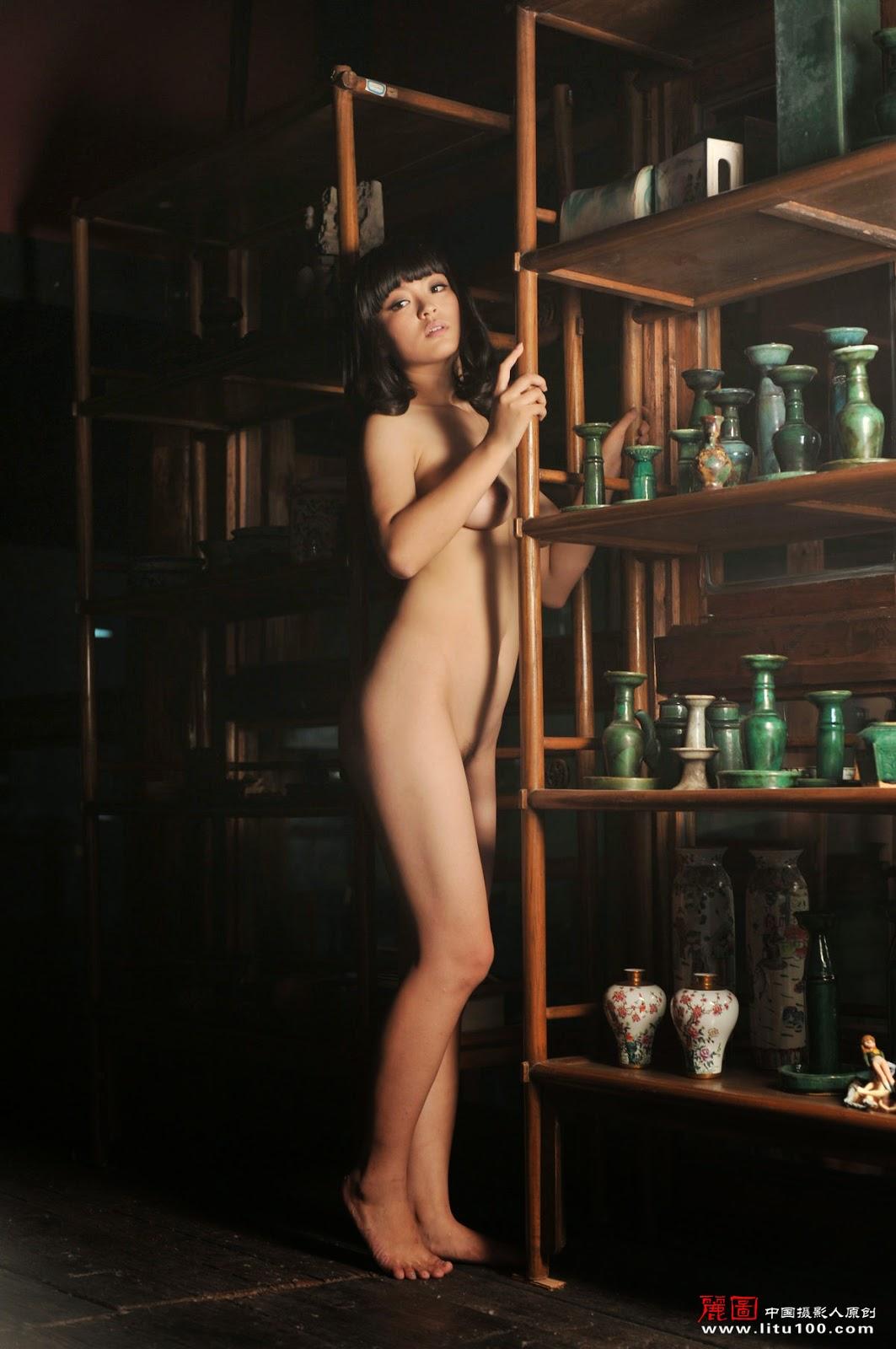 DSC 7262 - Chinese Nude Model Su Quan [Litu100]   18+ gallery photos