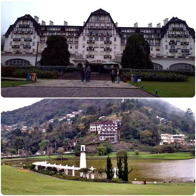 Palácio Quitandinha - Petrópolis - RJ