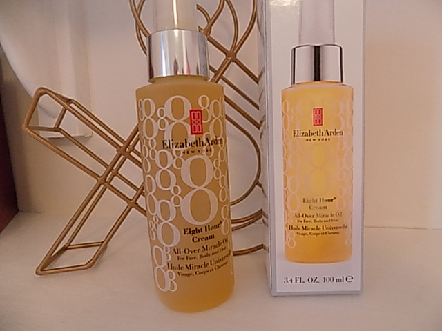 NEW Elizabeth Arden Eight Hour Cream All Over Miracle Oil.