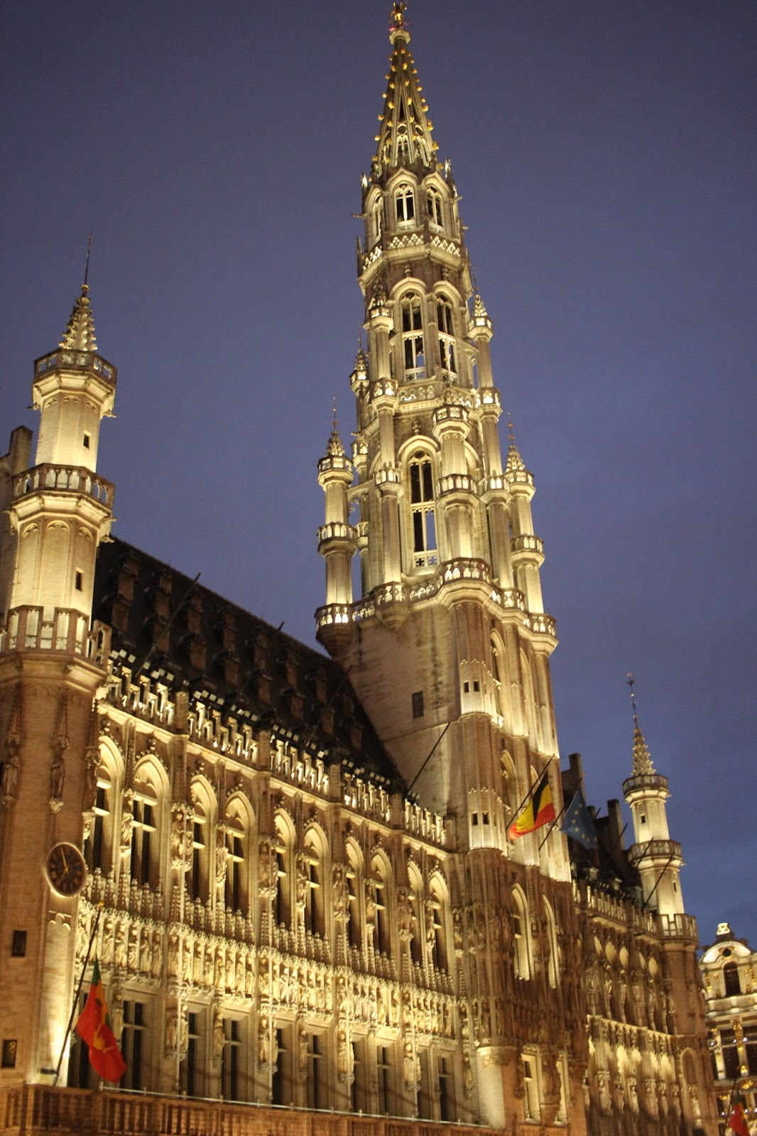 plaza principal bruselas