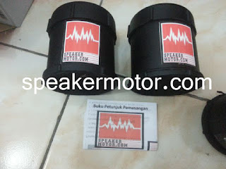 Sound Booster Motor Vixion