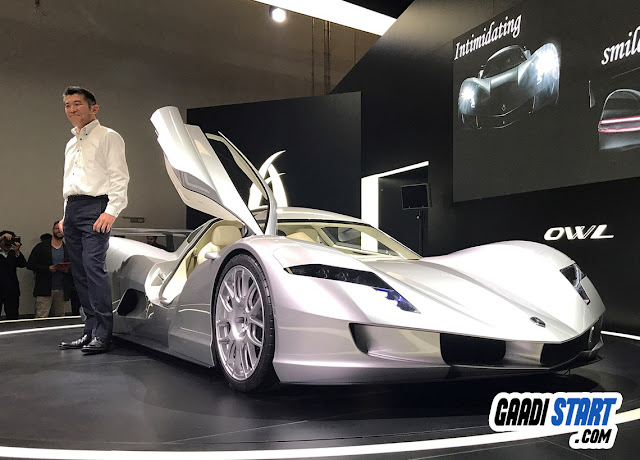 Aspark Owl : Most expensive Hybrid electric car in the world