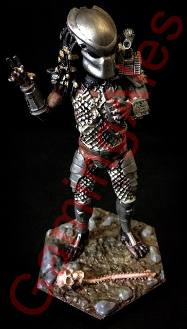 Masked Predator Figurine Predator 1987