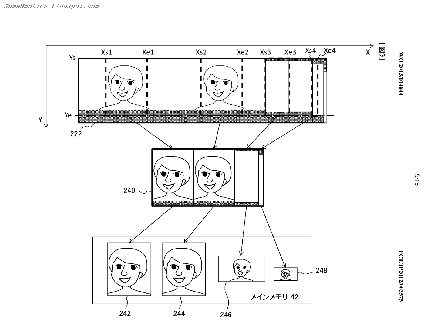 Game N Motion Ps4 Dual Camera Playstation Eye Patent In