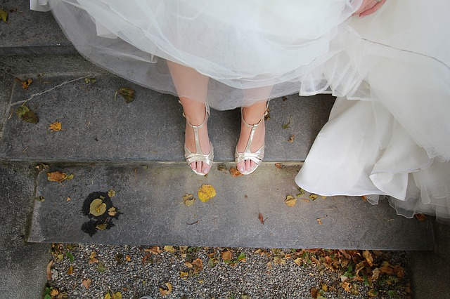Free To Use Bride Shoe