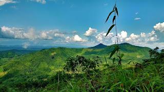 Bukit Jamur Bengkayang 5