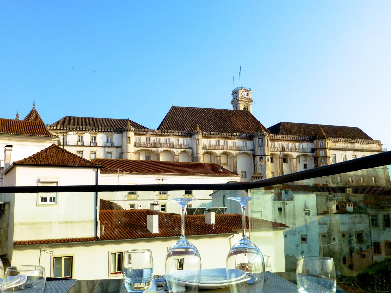 Universidad y torre del Reloj, Coimbra