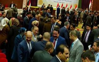 فضيحة الفضائح : السعودية دعمت مؤتمر بغداد الطائفي مؤتمر دواعش السياسة  بـ 140 مليون دولار