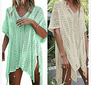 Harhay Ladies Beach Dress - Bikini SwimSuit Cover Up