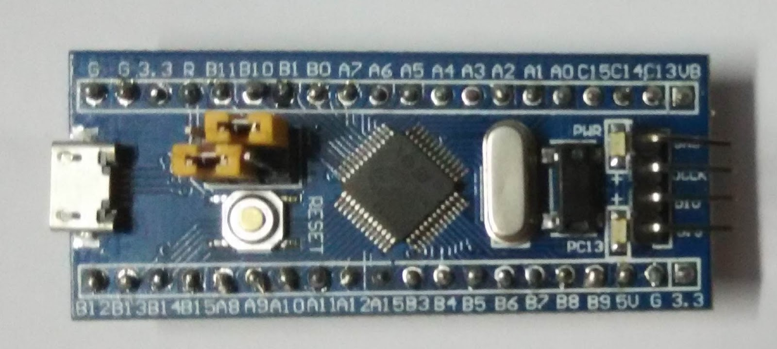 Projects : USB Boot Loader (Device-Firmware-Upgrade) for STM32F103C8T6