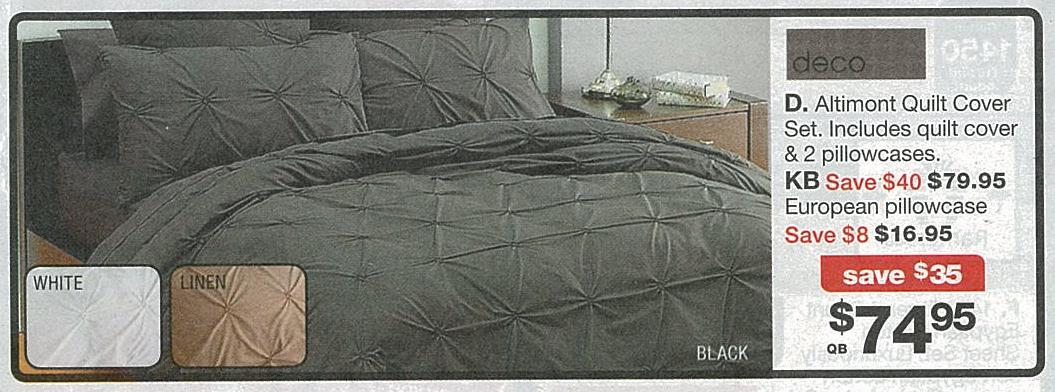 Charles Whyte Dreamy Bedding Trends