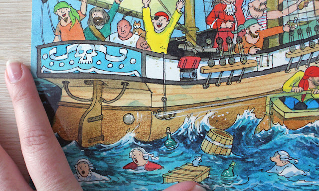 Mein großes Abenteuer-Wimmelbuch