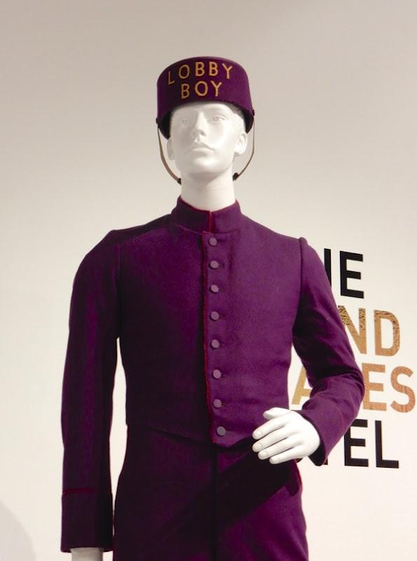 Grand Budapest Hotel Lobby Boy costume