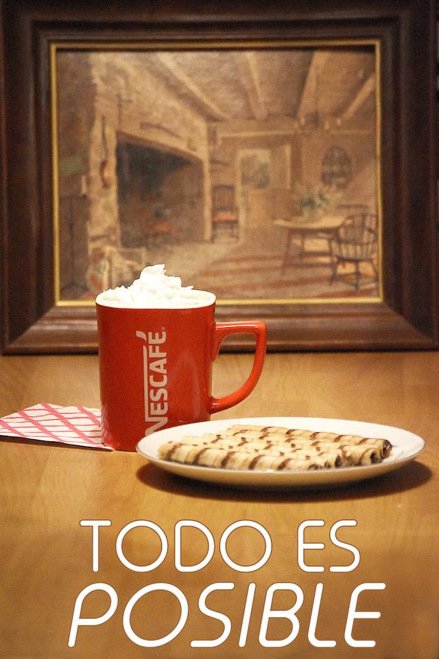 Todo es Posible! + Sorteo Internacional junto a Nescafé Clásico