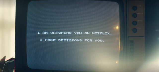 Netflix in Bandersnatch