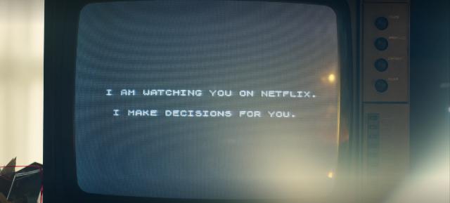 Netflix in Bandersnatch